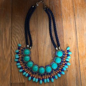 Banana Republic Bauble Necklace